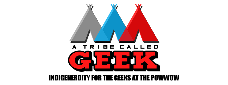 A Tribe Called Geek logo